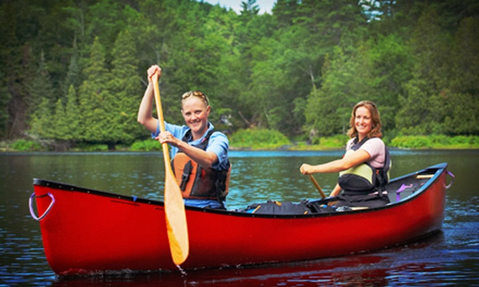 Tuscarora Lodge & Canoe Outfitters - West Cook: $156 for $311 Worth of Canoeing from Tuscarora Lodge & Canoe Outfitters