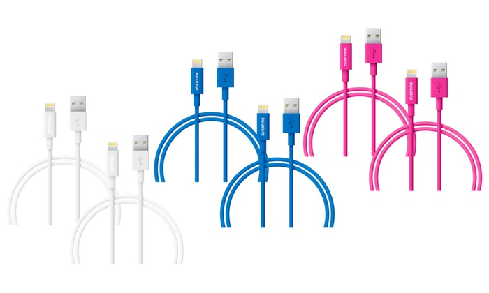 Applecertified Lightning Cables Groupon Goodsrhgroupon: Apple Lightning Usb Cable For Wiring Diagram At Gmaili.net