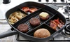 6 In 1 Frying Pan Groupon Goods