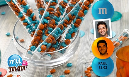 FINAL WEEK: Personalise your M&M's®: £10 for £25 voucher