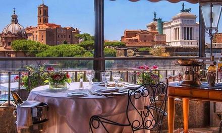 Roma, Fori Imperiali: camera Superior con colazione Hotel Forum
