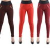 Women's Slimming High-Waist Pants (3-Pack) (Size M)