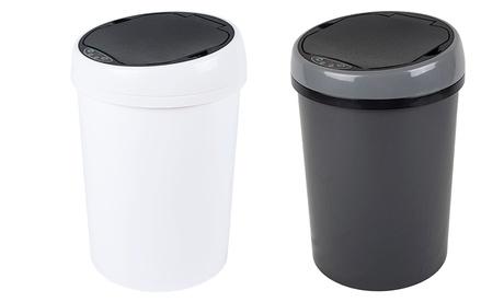 1 o 2 papeleras con sensor de apertura/cierre y capacidad de 9 litros