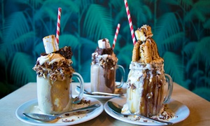 Molly Bakes: Choice of Two Freakshakes from Molly Bakes