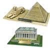 Famous Landmarks 3D Puzzles