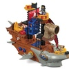 Fisher-Price Imaginex Shark Bite Pirate Ship