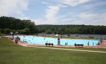 Pool Admission or Boat Rental at French Creek Pool and Boat Rental (Up to 31% Off). Three Options Available.