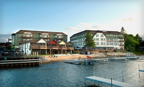 Historic Resort on Minnesota's Leech Lake