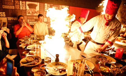 Benihana Delight Dining Experience for Two at Benihana, Two Locations (50% Off)