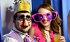 Abacus Wedding Studios - South Plainfield: $595 for a Three-Hour Photo Booth Rental from Abacus Wedding Studios ($1,200 Value)