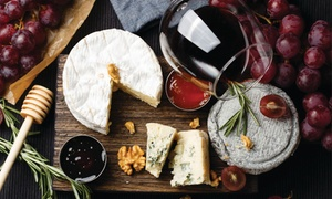 Amici at Yas Viceory: All-You-Can Eat Cheese with Free-Flowing Grape Beverages at 5* Amici at Yas Viceroy (Up to 41% Off)