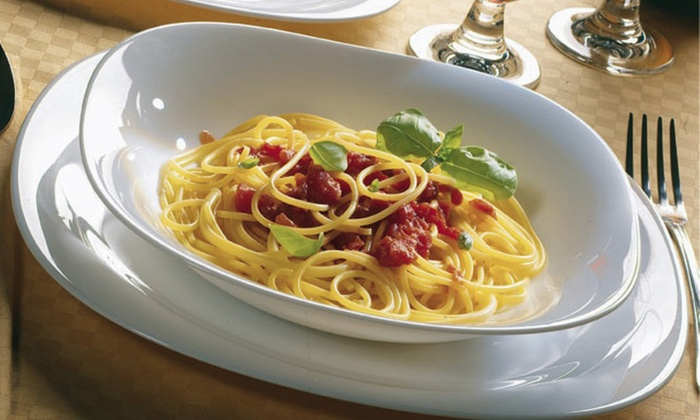 Bormioli Rocco 19-Pc Dinner Set ... & Bormioli Rocco 19-Pc Dinner Set   Groupon