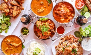 Taste of Pakistan: Pakistani Feast with Drinks for Two ($29), Four ($55) or Six People ($79) at Taste of Pakistan (Up to $175.50 Value)