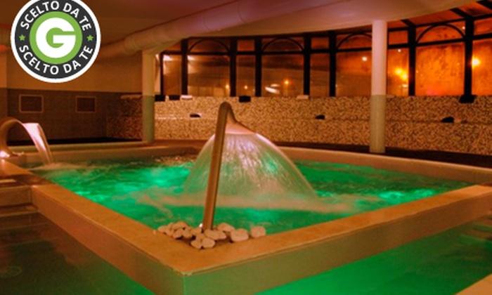 TERME DI GENOVA - TERME DI GENOVA: Terme di Genova - Percorso spa di coppia senza limiti di tempo a 39 € invece di 142