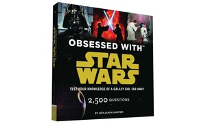 Obsessed With Star Wars Test Book
