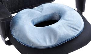 Black Mountain Products Donut Orthopedic Tailbone Seat Cushion
