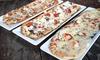 Paisans Pizzeria & Bar - Lisle - Lisle: Pizza Cuisine at Paisans Pizzeria & Bar - Lisle (Up to 40% Off). Two Options Available.