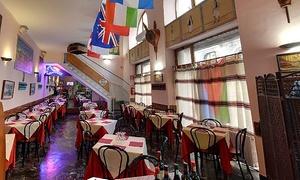 Ristorante Asmara: Menu eritreo con antipasto, zighinì e tris di dolci al ristorante Asmara, Porta Venezia (sconto fino a 58%)
