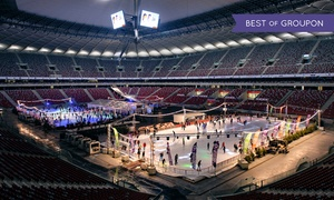 Zimowy Narodowy: Od 7,50 zł: bilety na lodowisko, poranki dla dzieci, górkę lodową, curling, bumper cars na Zimowym Narodowym