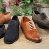 Men's Leather Brogue Shoes