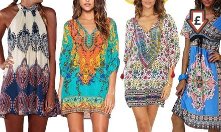 Clearance Boho Summer Dresses