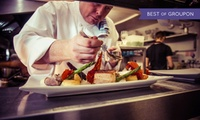 Two or Three-Course Meal with Wine for Two at The Crown Brentwood (Up to 58% Off)