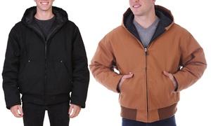 Maxxxsel Men's Work Coat