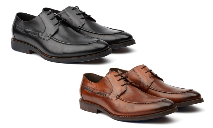 Men's Plain Toe Dress Shoes