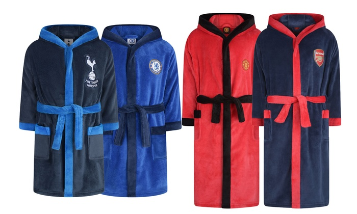 football team dressing gowns groupon goods