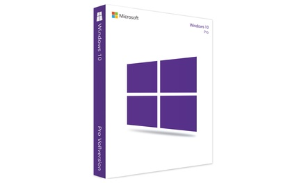 Microsoft Windows 10 Pro per 1 attivazione