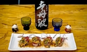 Sake Tori Japanese Bistro: Japanese Cuisine for Two or Four at Sake Tori Japanese Bistro (40% Off)