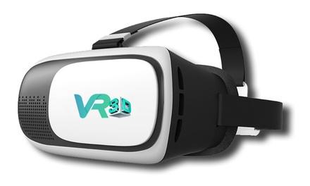 Gafas de realidad virtual 3D para Smartphone con iOS o Android