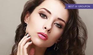 Salon Kosmetyczny 4U: Makijaż permanentny kreski górnej lub dolnej za 149 zł i więcej opcji w Salonie Kosmetycznym 4U