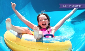 Wild Water & Wheels: Full-Park Admission for Two or Four at Wild Water & Wheels (26% Off)