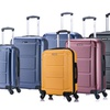 "InUSA Pilot Lightweight Spinner Luggage (20"", 24"", 28"", or 3-Piece)"