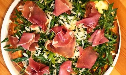 Menú italiano para 2 o 4 personas con entrante, principal, postre y bebida desde 19,99 € en Restaurante Gala
