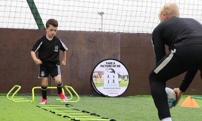 image for Up to Six Kids One-to-One Football Coaching Sessions at 121 Sports Coaching (Up to 64% Off)