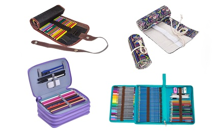From $9.95 for Pencil Organiser Cases