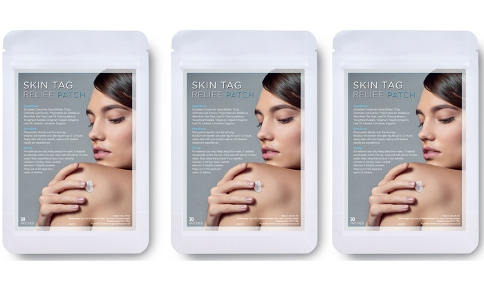 Bioclear Skin Tag Patches Groupon