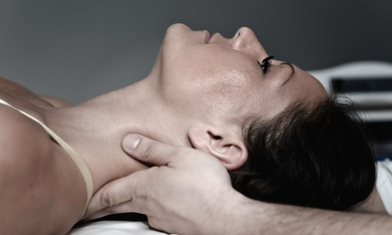 $41 for Two-Visit Chiropractic Package at Heartwood Chiropractic & Rehabilitation ($360 Value)