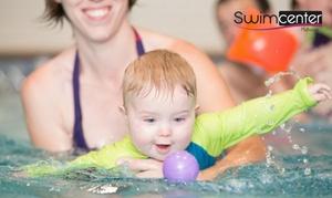 Swimcenter Lutterbach: 3 ou 5 séances d'aqua'bébé et/ou d'aqua'grenouille dès 29,90 € au centre aquatique sportif Swimcenter Lutterbach