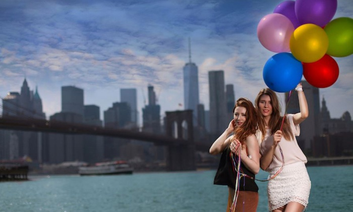 Travelflash - Travelflash: $39 for $129 Worth of Vacation Photography Services from Travelflash