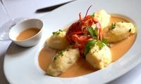 Entrée, plat et dessert pour 2 personnes à 32 € au restaurant Le Bouche À Oreille