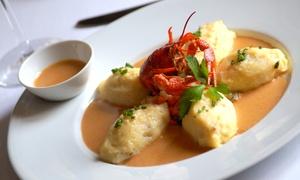 Le Bouche À Oreille: Entrée, plat et dessert pour 2 personnes à 32 € au restaurant Le Bouche À Oreille