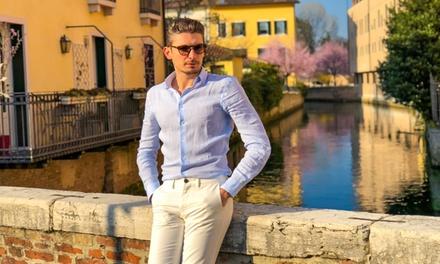 Waardebon van € 50 voor overhemden en blouses op maat voor de hele collectie van Bivolino