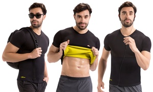 Hot Shapers Men's Compression Slimming Shirt
