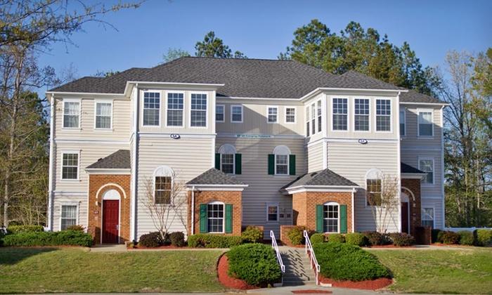 Greensprings Vacation Resort - Williamsburg, VA: Stay at Greensprings Vacation Resort in Williamsburg, VA. Dates Available into March.