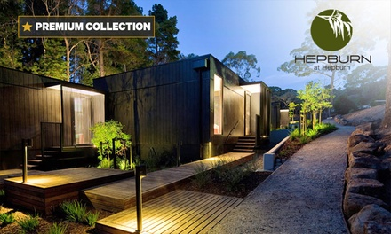 Daylesford: 1 or 2 Nights for Two People with Welcome Pack and Late Check-Out at Hepburn at Hepburn
