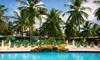 Beachside Resort in Barbados