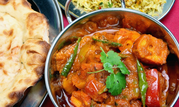 Little India - Heritage/Millwoods: Indian Food at Little India (Half Off). Two Options Available.